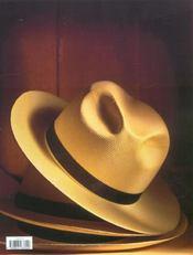 Panama, chapeau de légende - 4ème de couverture - Format classique