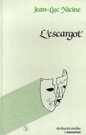 L'escargot - Couverture - Format classique