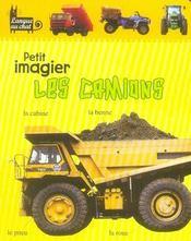 Les camions - Intérieur - Format classique