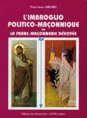 L'Imbroglio Politico-Maconnique - Couverture - Format classique