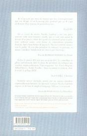 Elf la pompe afrique ; lecture d'un procès - 4ème de couverture - Format classique