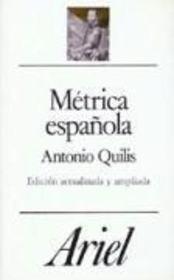 Metrica espanola - Couverture - Format classique