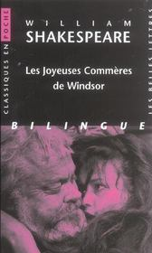 Vente livre :  Joyeuses Commeres De Windsor (Les) (Cp)  - William Shakespeare