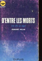 D'Entre Les Morts - How Like An Angel - Couverture - Format classique