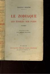 Le Zodiaque Ou Les Etoiles Sur Paris - Couverture - Format classique