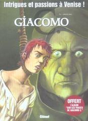 Giacomo C. t.7 ; Angelina - Intérieur - Format classique