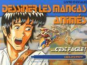 Dessiner les mangas animés, c'est facile ! - Intérieur - Format classique