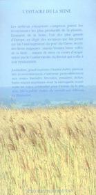 L'Estuaire De La Seine - 4ème de couverture - Format classique