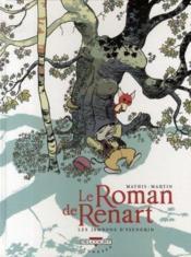 Le roman de Renart t.1 ; les jambons d'Isengrin - Couverture - Format classique