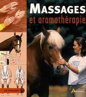 Massages et arromathérapie - Intérieur - Format classique