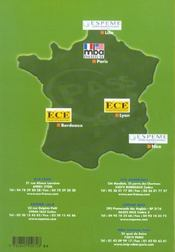 Annales Du Concours ; Pass Concours - 4ème de couverture - Format classique