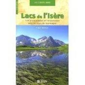 Lacs de l'Isère - Couverture - Format classique