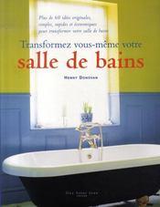 Transformez-vous même votre salle de bain - Intérieur - Format classique