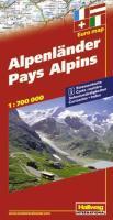 Pays Alpins 1/700 000 - Couverture - Format classique