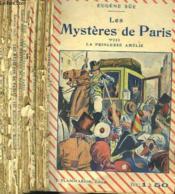 Les Mysteres De Paris. En 8 Tomes. - Couverture - Format classique