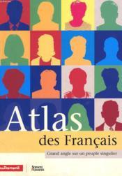 Atlas des Français - Couverture - Format classique