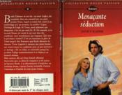Menacante Seduction - The Texan - Couverture - Format classique
