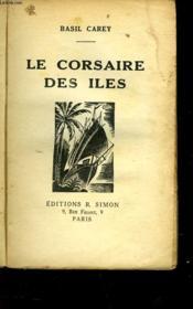 Le Corsaire Des Iles - Couverture - Format classique