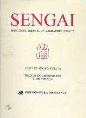 Sengai - Couverture - Format classique