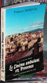 Le Cinema En Provence - Couverture - Format classique