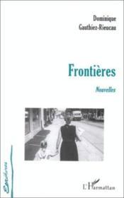 Frontières - Couverture - Format classique