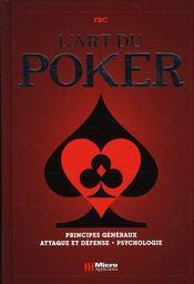 L'art du poker - Intérieur - Format classique