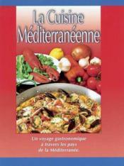 Cuisine Mediterraneenne - Couverture - Format classique