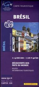 Brésil - Couverture - Format classique