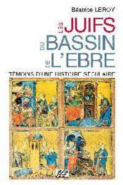 Les Juifs Du Bassin De Lebre Temoins Dune Histoire Seculaire - Couverture - Format classique