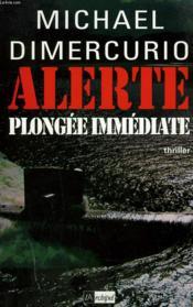 Alerte, Plongee Immediate - Couverture - Format classique