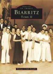 Biarritz t.2 - Couverture - Format classique
