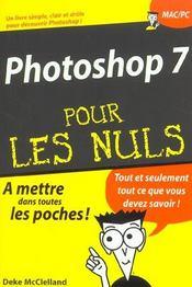 Photoshop 7 - Intérieur - Format classique