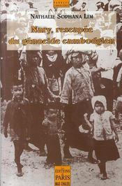 Nary, rescapée du génocide cambodgien - Intérieur - Format classique