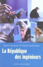 La Republique Des Ingenieurs - Intérieur - Format classique
