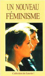 Un Nouveau Feminisme - Couverture - Format classique