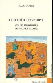 La Societe D'Archipel - Couverture - Format classique