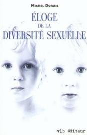 Éloge de la diversité sexuelle - Couverture - Format classique