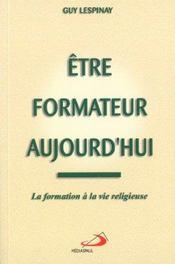 Etre Formateur Aujourd'Hui - Intérieur - Format classique