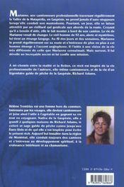 Camionneure Et La Legende - 4ème de couverture - Format classique