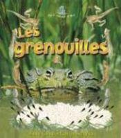 Les grenouilles - Couverture - Format classique
