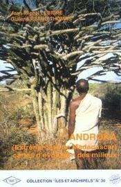 Androka (Extreme Sud De Madagascar). Cartes D'Evolution Des Milieux - Intérieur - Format classique