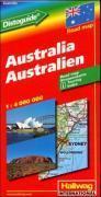 Australie Dg - Couverture - Format classique