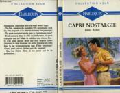 Capri Nostalgie - This Time Forever - Couverture - Format classique
