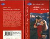 Amants Sous Condition - The American Pearl - Couverture - Format classique