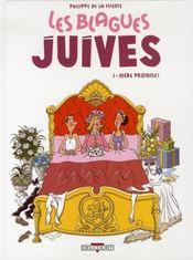 Les blagues juives t.1 ; mère promise - Intérieur - Format classique