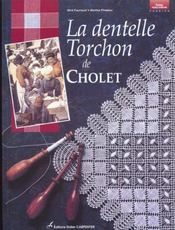 La dentelle torchon de Cholet - Intérieur - Format classique