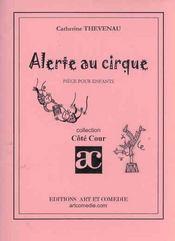 Alerte Au Cirque - Intérieur - Format classique