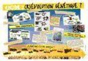Ogm : (R) Evolution Genetique ? - Intérieur - Format classique