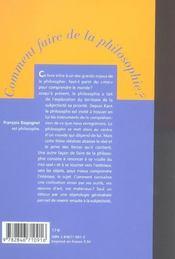 La Subjectivite, T. 1 - 4ème de couverture - Format classique