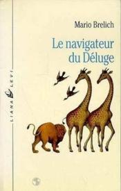 Navigateur Du Deluge, Le - Couverture - Format classique